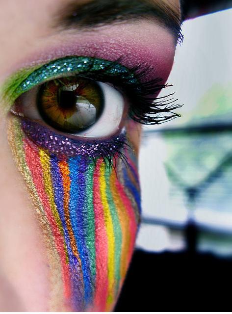 Как сделать ярче глаза без косметики