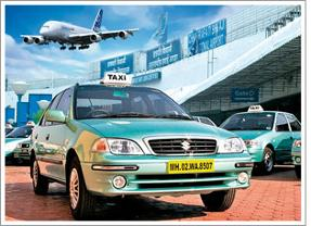 Meru Cabs in Hyderabad